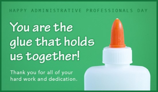 when is professional administrative day